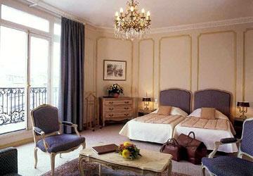 Фото отеля Chateau Frontenac Париж Франция