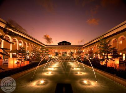 Фото отеля Paradisus Palma Real Пунта Кана Доминикана - фото Paradisus Palma Real Пунта Кана Доминикана Эс Ай Турс энд Трэвел