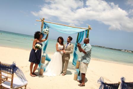 Свадьба на Ямайке - Фотографии