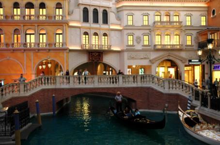 Свадебная церемония в отеле The Venetian - Фотографии