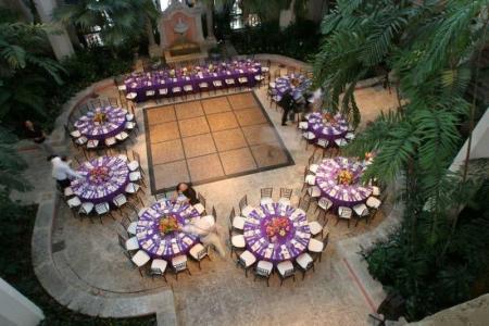 Свадебная церемония на вилле Вискайя (Майами) - Фотографии