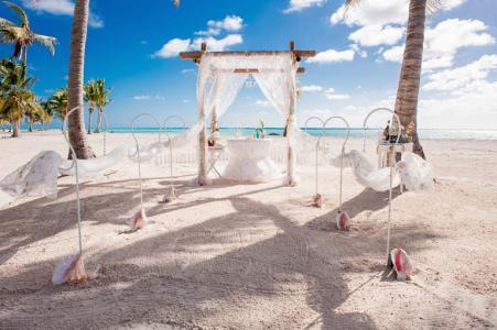 Фото Свадьба в стиле Шеби Шик Доминикана