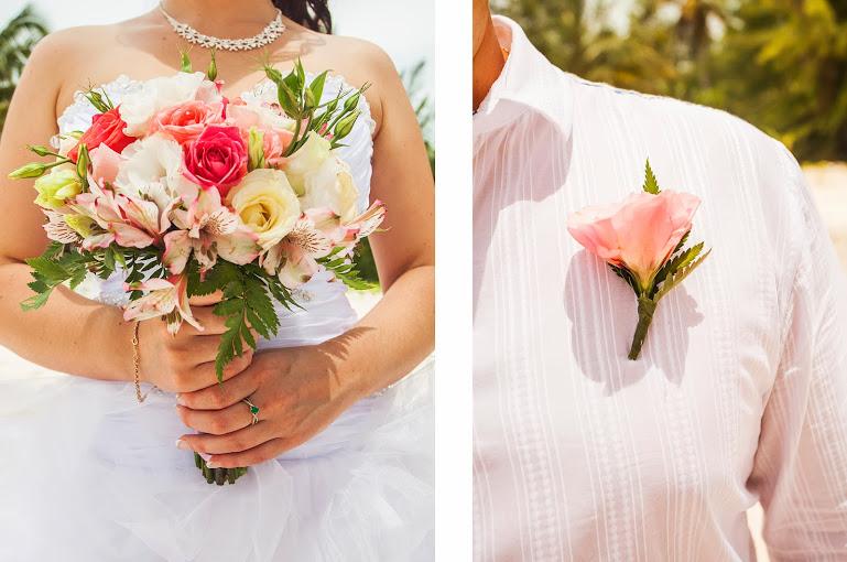 Свадебные букеты из роз - отдых в Мексике от Туроператора по