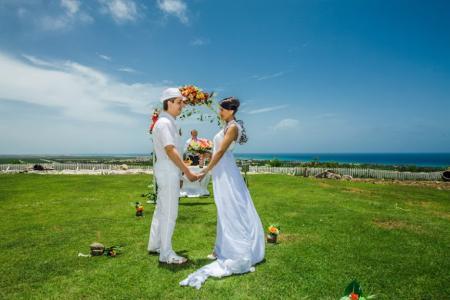 """Фото Свадебная церемония """"Небесная любовь"""" Доминикана"""