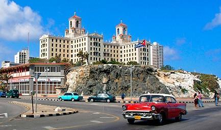 Куба + Мексика. Две столицы