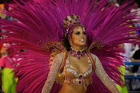 Незабываемый Карнавал  в Рио де Жанейро!!!